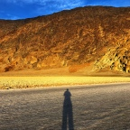 Loneliness in Death Valley